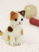 486 Calico Cat Hamanaka